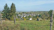 Nasbinals, joli village de Loz�re