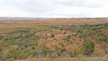 Très joli village non loin de Marrakech