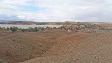 Aguergour et barrage Lalla Takerkoust