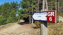 Direction le GR6