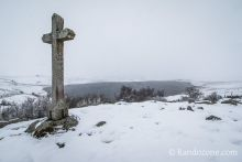 Il a neig� au lac de Saint And�ol