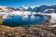 Randonnée aux lacs Verdet par le vallon du Clou
