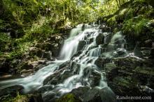 Randonnée à la cascade des Oules