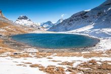 Randonnée au Lac Rond et au Lac du Col de la Vanoise