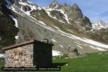 Cabane de Bouleste