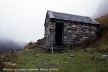 Cabane de Matte