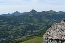 Auvergne - Monts du Cantal