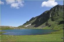 Le lac du Lavedan