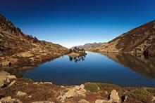 Randonnée au lac de Bastampe depuis Agnouède