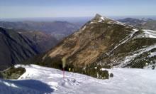Journée de ski alpin à Luz Ardiden