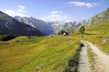Randonnée au plateau de Saugué
