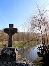 Randonnée à Layoule: tour des berges, sous Rodez