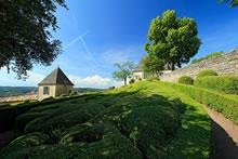 Balade dans les Jardins suspendus de Marqueyssac (Dordogne)