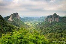 Les roches Tuilière et Sanadoire