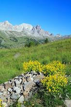 Randonnée dans le Queyras : lacs de montagne