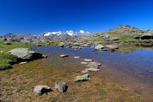 Lacs Laramon, du Serpent et des Gardioles