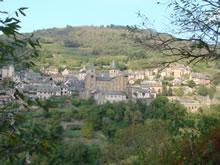 Randonnée Aveyron: Conques