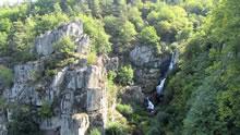 Randonnée La Cascade du Saut du Chien, en Viadène