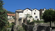 Sainte Enimie en Lozère