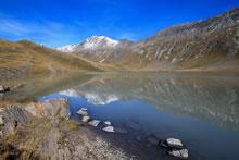 Randonnée au lac du Goléon