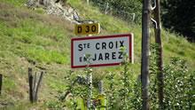 Ste Croix en Jarez
