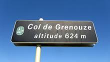 Col de Grenouze dans le Parc Naturel Régional du Pilat