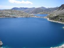 Tour des Encantats (Parc national d'Aiguestortes et Estany Sant Maurici)