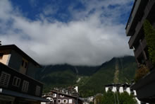 Depuis Chamonix