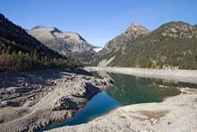 Lac d'Orédon dans le Néouvielle