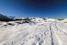 Randonnée raquettes à neige à Hautacam