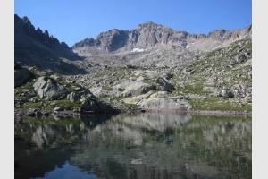 Petit lac d'Ardiden
