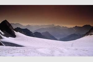 Glacier d'Ossoue sous le Vignemale