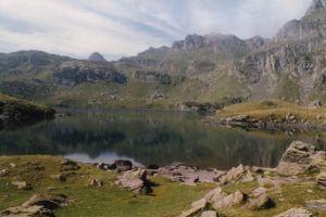 Lac Bersau (2078m)