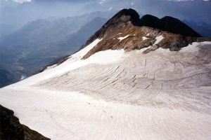 Glacier d'Ossoue, Montferrat, Tapou