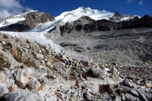 Ascension du Huayna Potosi