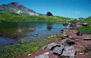 Lac et refuge d'Arlet (@Imag'In Pyrénées)
