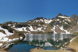 Lac Bersau 2082m