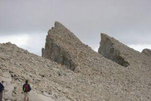 Sommet du Mont Whitney
