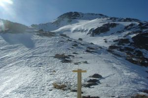 Col de Peyreget (2320 mètres)