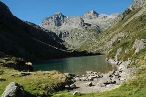 Lac d'Estom - Août 2006