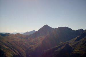 sommet du montaigus
