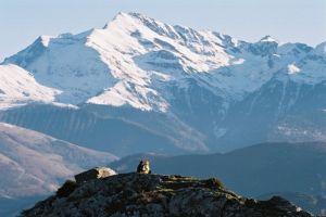 Le Montaigu depuis le Béout