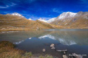 Magnifique lac du Goléon