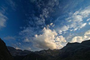 Randonnée à la Montagne des Aguilous