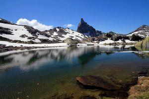 Lac Blanchet supérieur