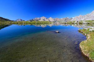 Randonnée au lac Laramon