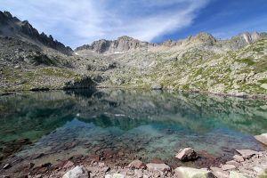 Randonnée au lac de Casdabat