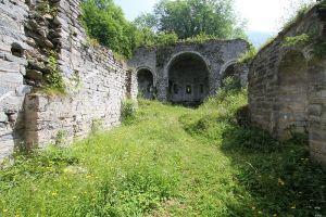 Ruines de l'Abbaye de Saint-Orens