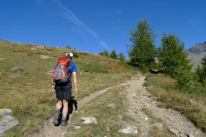 Rando aux lacs Palluel et Faravel, Alpes, au départ de Dormillouse