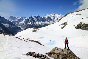Lac Blanc et lacs des Chéserys